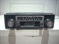 AUDIOVOX RADIO FOR VINTAGE CARS FOR SALE