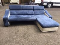 Lovely Milan comer sofa bed