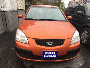 Kia Rio Rio5 auto Hatchback safety&detested