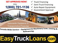TRUCK LOANS WITH LOWEST INTEREST RATES AND MONTHLY PAYMENTS