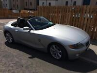 BMW Z4 2.2i 2003MY SE Roadster FINANCE AVAILABLE
