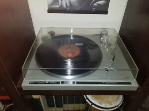 Table Tournante Pioneer PL-200 Direct Drive Turntable AT95E
