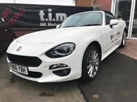 2016 Fiat 124 1.4 Multiair Turbo 140hp Lusso Plus