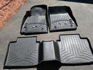 WeatherTech Mats - 2015 Impala - Front, Back, and Cargo