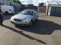 Mercedes s class w220 s320 petrol breaking for parts
