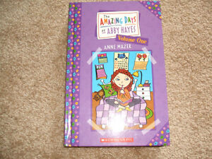 Hard Cover-Amazing Days of Abby Hayes-VOLUME 1
