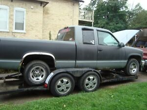 1996 Chevrolet Silverado 1500 Pickup Truck Kitchener / Waterloo Kitchener Area image 1
