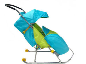 Winter Sled Stroller