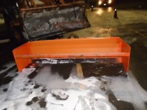 Snow Plow for Bobcat