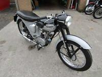 TRIUMPH T20 TIGER CUB MATCHING NUMBERS MANUFACTURED 1959