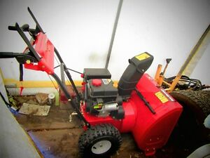 Snow Blower, used for one season