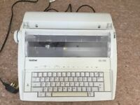 Brother AX-100 electronic typewriter