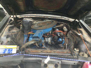 429 ford engine to trade