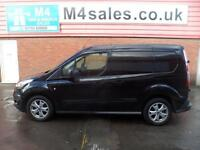 Ford Transit Connect 200 LIMITED, A/C, 115PS.