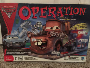 Cars 2 Operation Game