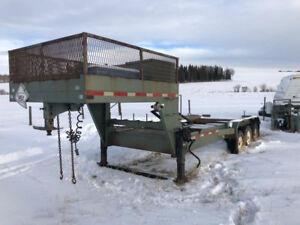 Pending Sale - Gooseneck Trailers - Heavy Duty