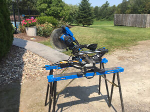 Sliding Mitre Saw- Almost New