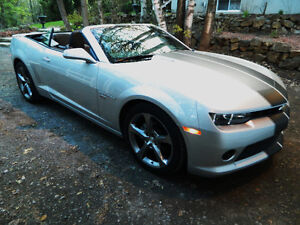 2014 CAMARO Convertible 2LT + Groupe RS