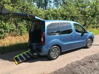 2013 Peugeot Partner Tepee 1.6 HDi 92 S 5dr WHEELCHAIR ACCESSIBLE VEHICLE 5 d...
