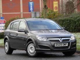Vauxhall Astra 1.4i 16v a/c 2009 Life + 6 SERVICE STAMPS +COMPREHENSIVE WARRANTY