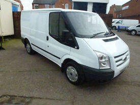 Ford Transit van 2.2TDCi ( 125PS ) ( EU5 ) 280S ( Low Roof ) 280 SWB Trend 2011
