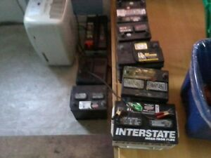 VARIOUS TIRES AND AUTOMOTIVE BATTERIES SOME NEW Kawartha Lakes Peterborough Area image 3