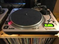 Pair of Numark Pro TT-1 Direct drive turntables