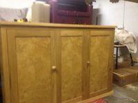 Electric TV Rising Cabinet / Cupboard.