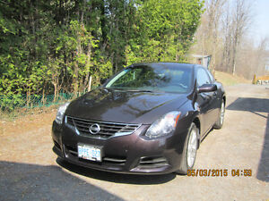 2012 Nissan Altima coupe Coupe (2 door)