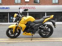 SYM WOLF 250 66 PLATE PRE REG IN YELLOW 2999.00