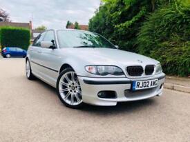 BMW 325 2.5 auto 2002MY i Sport