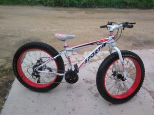 Atx Fat bike 21 speed