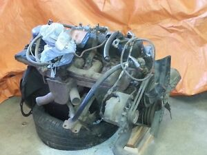 300-6 Ford Engine