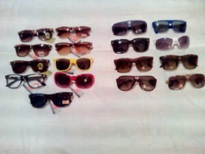 10 Styles! New RAY BAN & VERSACE SUNGLASSES! *$45 each-2 FOR $80