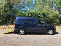 2013 Volkswagen Caddy Maxi Life 1.6 TDI 5dr WHEELCHAIR ACCESSIBLE VEHICLE 5 d...