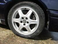 1997 Volkswagen Vento 2.8 VR6 4dr