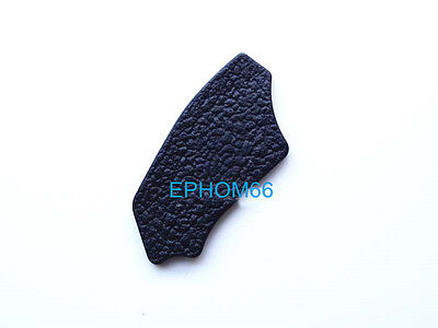 Thumb Back Rear Grip Rubber Cover For Canon EOS 550D Rebel T2i KISS X4 +tape