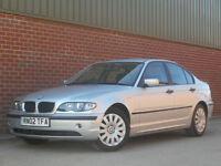 2002 BMW 320 2.0TD Diesel