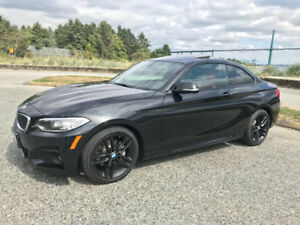 2017 BMW 230i xdrive coupe