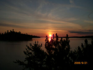 Weekend Couples Retreat / Cabin Rental / Lake of the Woods