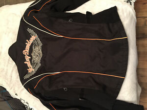 Womans Harley Davidson Gear