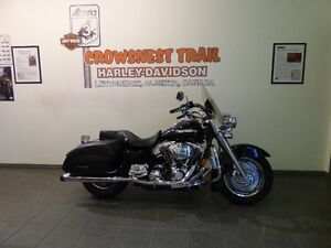 2005 ROAD KING CUSTOM FLHRS
