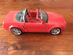 1/24 Scale Diecast Mustang GT Concept by Maisto - 5$