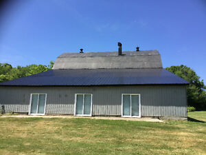 STEEL ROOFS & BARN REPAIRS Stratford Kitchener Area image 2