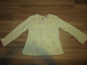TODDLER GIRLS CLOTHES - SIZE 5 & SIZE 5/6 - $9.00 for LOT