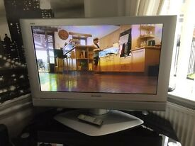 "40"" Panasonic plasma with remote built in freeview great picture"
