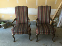 Banff Spring Hotel Chairs