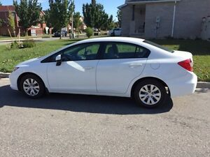2012 Honda Civic only 56k KM