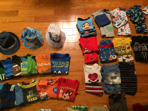 Summer Baby Boy Clothing 18-24 months