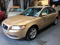 VOLVO S40 1.8 S Gold Manual Petrol 2008 (08)